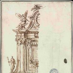 Proyecto para un altar