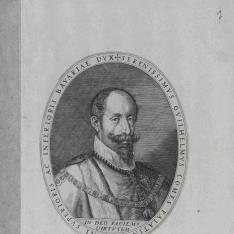Retrato de William V de Baviera