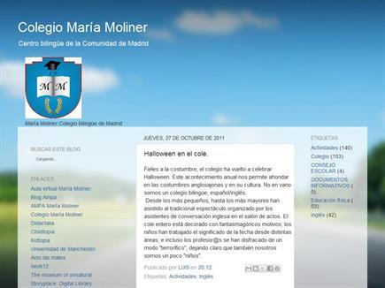 Colegio María Moliner