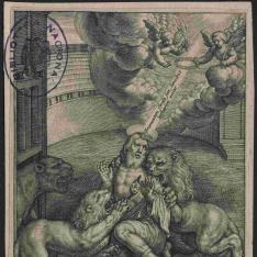 Martirio de San Ignacio de Antioquía