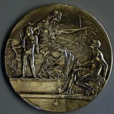 Medalla de la Exposición Universal de París de1889