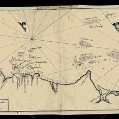 Diceño de la Costa y Puerto Veracruz