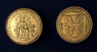Sello de Martín I, rey de Aragón