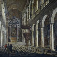 La Iglesia de los Jesuitas, de Amberes