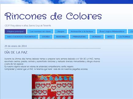RINCONES DE COLORES
