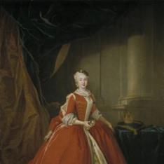 María Amalia de Sajonia, reina de España