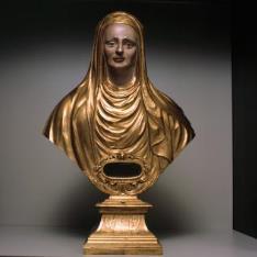 Busto-relicario de Santa Ana