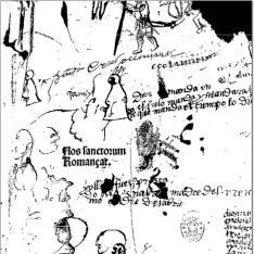 Legenda aurea sanctorum (en catalán:) Flos sanctorum, romancat
