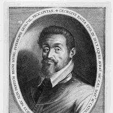 Retrato de Georgius Basta