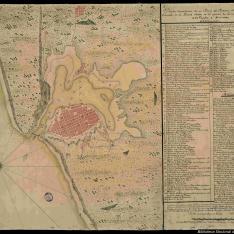 Nueba Descripción de un Plano del Puerto y Sitio de la Havana