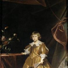 Retrato de una infanta