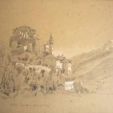 Castillo de San Pierre, Valle de Aosta