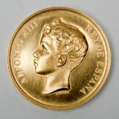 Medalla de Honor de la Exposición General de Bellas Artes de Madrid 1901