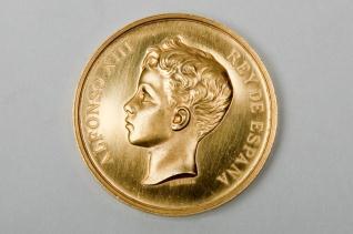 Medalla de Honor de la Exposición General de Bellas Artes de Madrid 1901