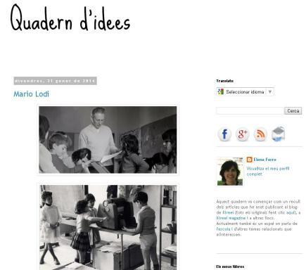 Quadern d'idees