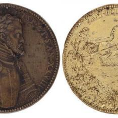 Felipe II / El dio Apolo-Helios en su carro