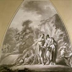 San Juan y los primeros discípulos de Jesús