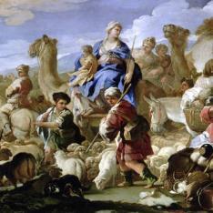 Viaje de Jacob a Canaán