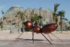 Entre hormigas y elefantes