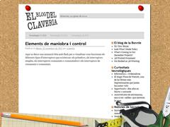 El blog del Claveria