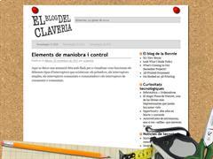 El blog del Claveria