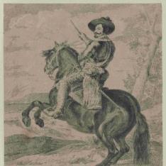D.n Gaspar de Guzman, Conde de Olivares, Duque de Sanlucar, &