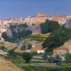 Las huertas (Cuenca)