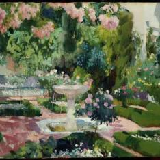 Jardín de la Casa Sorolla