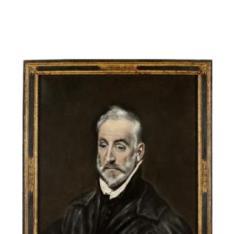 Retrato de Antonio de Covarrubias