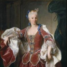Isabel Farnesio, reina de España