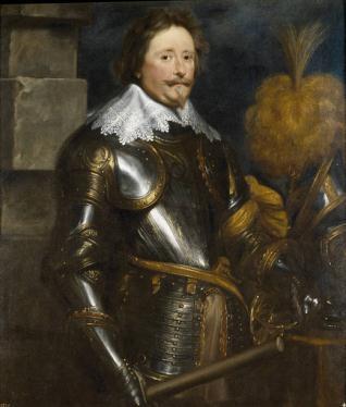 Federico Enrique de Nassau, príncipe de Orange
