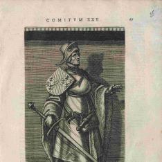 Retrato de Wilhelmus V