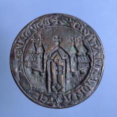 Matriz para el sello de la ciudad de Münster
