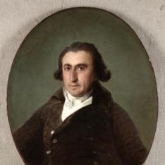 Retrato de Martín Zapater