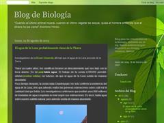 Blog de Biología