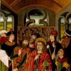 El Apóstol San Juan y la copa envenenada
