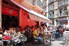 Mesas y musas en Barcelona