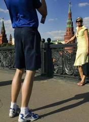 Moscú, como una 'matrioshka'