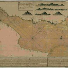 Plano del Río de la Plata