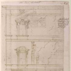 Fachada del Palacio Maffei-Marescotti, Roma
