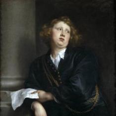 El músico Enrique Liberti