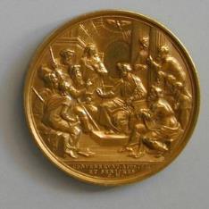 Medalla conmemorativa del Concilio Vaticano I