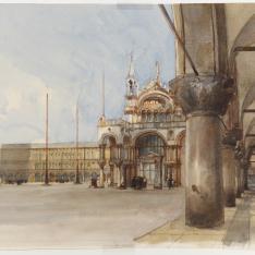 Plaza de San MArcos de Venecia