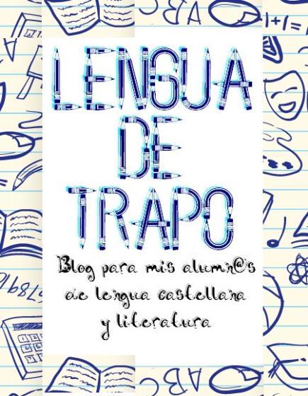 LENGUA DE TRAPO