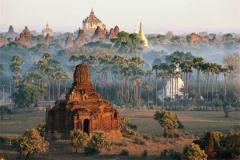 Mil y un templos en Bagan