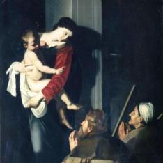 Virgen de Loreto o de los peregrinos