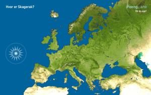 Streder i Europa. Toporopa