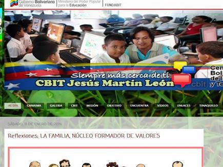 CBIT JESUS MARTIN LEON