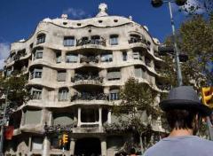 Barcelona, el plató de Woody Allen