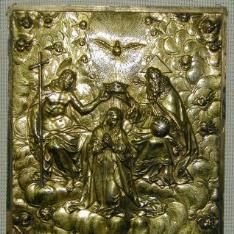 La Coronación de la Virgen
